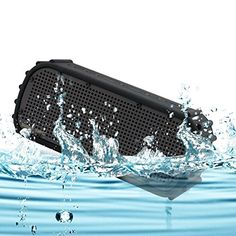 Special Offers - Waterproof Bluetooth SpeakerMaxace IPX7 Wireless Bluetooth Shockproof Waterproof Outdoor Speaker 12 hours Play time - In stock & Free Shipping. You can save more money! Check It (November 21 2016 at 09:42PM) >> http://hometheatersusa.net/waterproof-bluetooth-speakermaxace-ipx7-wireless-bluetooth-shockproof-waterproof-outdoor-speaker-12-hours-play-time/