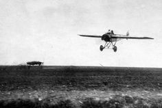 World War I was the first major conflict to see widespread use of powered aircraft -- invented barely more than a decade before the fighting...