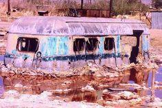 Salton Sea Bus - Ellen Oxhorn