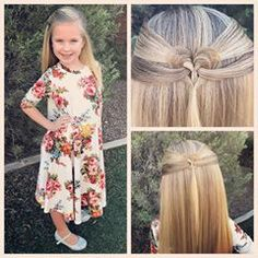 LAST DAY FOR OUR GIVEAWAY!! Don't forget to enter! Today we did a fun quick and easy half up do with a heart accent inspired by @hair4myprincess hanging heart ponytail! Hope you all have a wonderful Sunday! I will announce the winner to our @brooklynblushclothing giveaway tomorrow! #tinzbobenz #toddlerhair #toddlerhairstyles #princesshair #hairideas #hairinspo #hairstyle #hairstyles #hairforkids #valentineshair #hearthair #hearthairstyle #readyforchurch #lds #instahair #instakids…