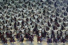 Decorative Hats - Ethnic Minority Traditional Sports