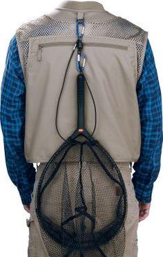 Cabela's: Cabela's Three Forks™ Vest and Net Combo
