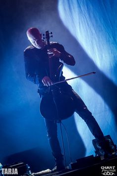 Kevin Chown playing for Tarja Turunen live at Le Transbordeur, Lyon, France. The Shadow Shows, 08/11/2016 #tarja #tarjaturunen #theshadowshows #tarjalive PH: Chart - Live Photography https://www.facebook.com/ChartLivePhotography/