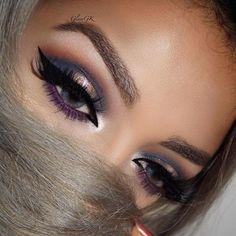 IG: glamgk | #makeup