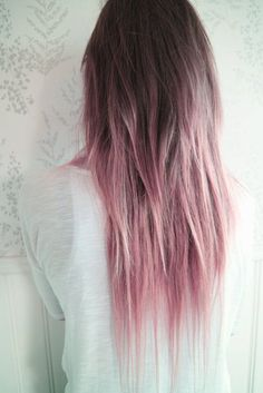 Two-Tone Hair Colour Ideas to 'Dye For'!: Ombre Hair Styles