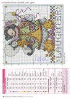 "Gallery.ru / tymannost - Альбом ""The world of cross stitching 117 рождество 2006"""