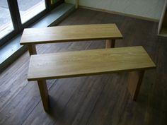 2009年3月20日 みんなの作品【椅子】 大阪の木工教室arbre(アルブル)