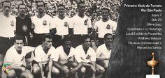 15/02/1950 - Primeiro título do Torneio Rio-São Paulo
