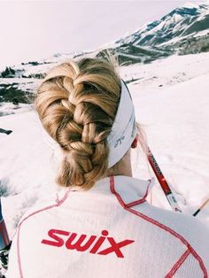 braided hairstyles with weave hairstyles photos to do braided hairstyles hairstyles updo hairstyles straight hair hairstyles names hairstyles with beads hairstyles going up Cute Sporty Hairstyles, Athletic Hairstyles, Workout Hairstyles, 2 Braids Hairstyles, Hairstyles 2018, Hair Inspo, Hair Inspiration, Game Day Hair, Volleyball Hairstyles