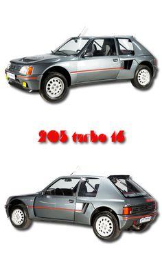 106 rallye 0-100
