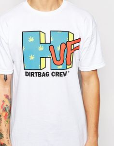 Image 3 of Huf Network T-Shirt