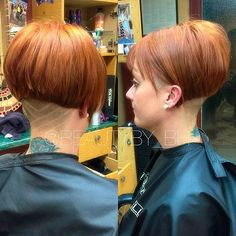 @megochz let me get creative tonight  #undercut #bob #shelovesme