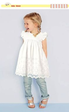 fashion baby girl lace infant dress princess summer style