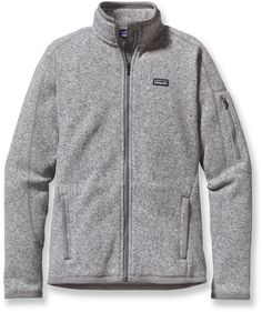 Patagonia Better Sweater Jacket, Birch White