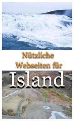 Nützliche Webseiten und Informationen für den Islandurlaub   Island   talkasia