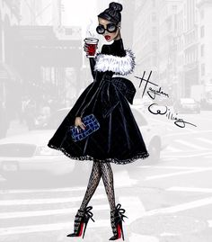 Style in the City by Hayden Williams: 'Coffee to Go'