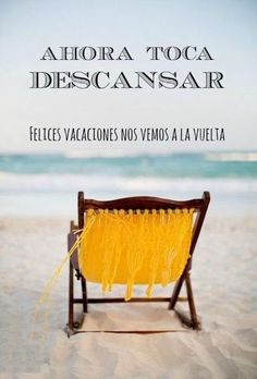 G A N T I L L A N O: TIEMPO DE VACACIONES Más Vacation Quotes, Travel Quotes, Currency Card, Teacher Summer, Summer Humor, Moda Instagram, Travel 2017, Spanish Memes, I Love The Beach