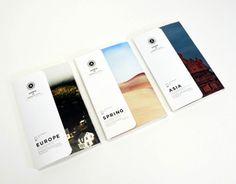 Astray Travel Co : Brochure Design by R E B E C C A _ W I L L I A M S, via Behance