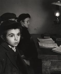 PRE-WWII IMAGES: Roman Vishniac Archive via the  International Center of Photography. A collection of images by Vishniac a Russian-born Jew who moved to Berlin in 1920. He documented the rise of Nazi power and its effect on Jewish life in Central and Eastern Europe.