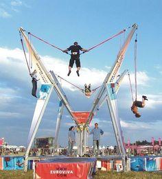 All Kids Events, 20 jaar kinderanimatie en entertainment Backyard Trampoline, Gymnastics Trampoline, Trampolines For Sale, Fair Rides, Bouncy Castle, Fun Fair, Bungee Jumping, Indoor Playground