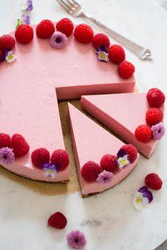 Ida Gran-Jansen – Idas fristelser Nom Nom, Raspberry, Baking, Fruit, Desserts, Kitchens, Tailgate Desserts, Deserts, Bakken