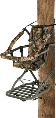 Summit Dead Metal Technology in this new Viper SD Climber Stand
