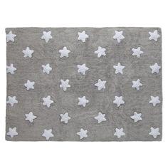 Grey with White Stars | CC & Mays