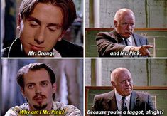 Reservoir Dogs quotes