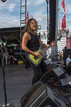 Jun 2013 - Orion Music + More 2013 Day 1 - Metallica Best Heavy Metal Bands, Ron Mcgovney, Robert Trujillo, Ride The Lightning, Dave Mustaine, Kirk Hammett, James Hetfield, Metallica, Rock N Roll