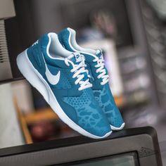 WMNS Nike Kaishi Print Brigade Blue/Porpoise