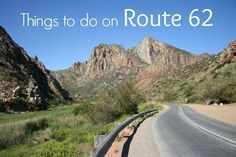 Top 10 Things to do on Route 62 in South Africa Sa Tourism, Visit South Africa, Winter Travel, Africa Travel, Countries Of The World, Day Tours, Holiday Destinations, Things To Do, Scenery