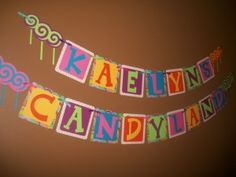 enza's bargains - Candyland Theme Birthday Party: Frugal Idea - enza's bargains
