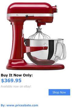 Small Kitchen Appliances: Kitchenaid Kp26m1xer Professional 600 Series  6 Quart Stand Mixer BUY IT