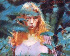 Tessa Through the Blue Gums - by Rolf Harris