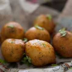 Mangalore Bonda – kannamma cooks   - Explore the World with Travel Nerd Nici, one Country at a Time. http://TravelNerdNici.com