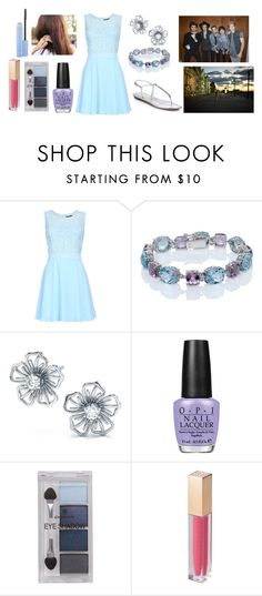 """""""Boardwalk with the boys"""" by sarahorantomlinson ❤ liked on Polyvore featuring Chase7, OPI, Pieces, MAKE UP STORE and Prada"""