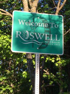 Roswell, GA in Georgia