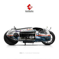 Ottonero Cafe Racer: Barbara Custom Motorcycles