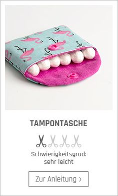 Sew tampon bag - buy online- Free sewing instructions for bags at stoffe. Doll Bunk Beds, Crochet Patron, Diy Couture, Diy Purse, Tampons, Diy Skin Care, Sewing For Beginners, Diy Bags, Free Sewing