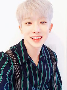 "[#WONHO] Let's smile Monbebes "" translated by fymonsta-x ϟ take out with full credit."""