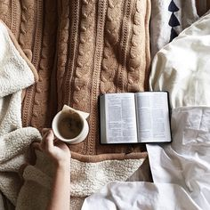 I have found my happy place, and it is between two covers, beneath a blanket...