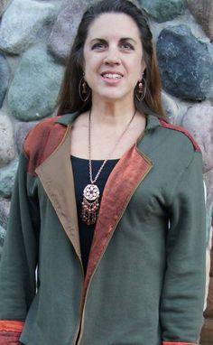 Sondra's 'Worthy' Jacket