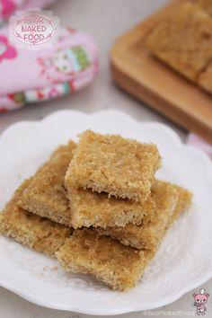 Crispy Sugar Toast | Bear Naked Food