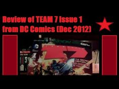 Review of Team 7 Issue Number 1 from DC Comics - Alpine Comics Review