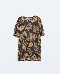 PRINEDT T-SHIRT | Zara
