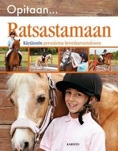 Ratsastusta ja hevosen hoitoa Toukokuun vinkkien parissa pääset hevostalleille ja opit ratsastuksen alkeita ja hevosen hoitoa. Hevoset ovat ihania eläimiä ja ratsastus todella kiva harrastus.