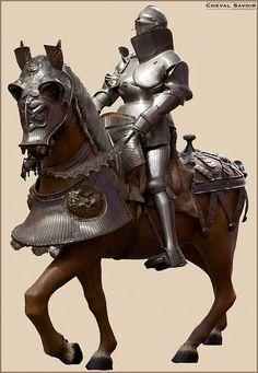 Armure de l'empereur Ferdinand Ier de Vienne