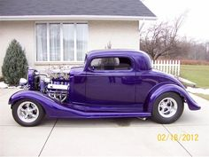 1933 Chevy 3 Window Coupe