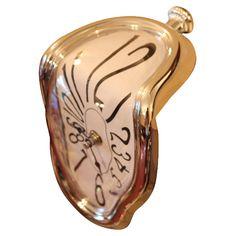 Homemate Dali Melting Mantel Clock & Reviews | Wayfair UK