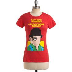c4dad121 Novel Tee in Alex found on Polyvore Orange T Shirts, Orange You Glad, Indie